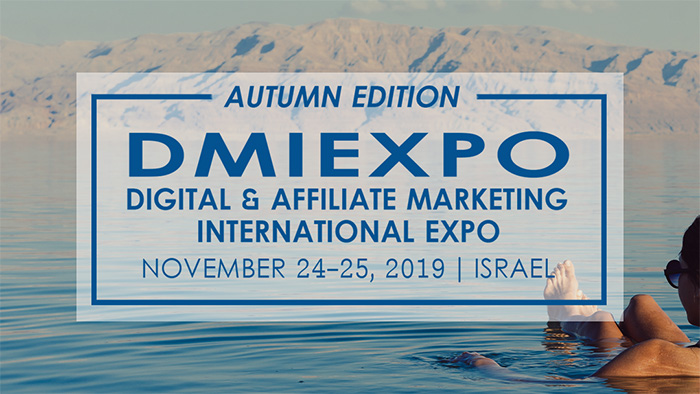 The DMIEXPO in Tel-Aviv